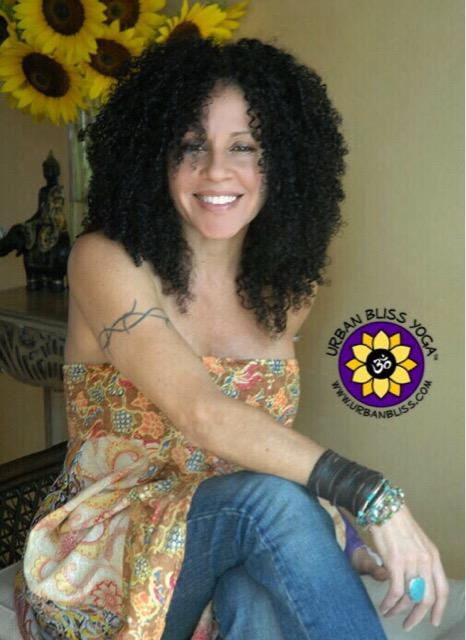 """Elizabeth """"Lizzie"""" Hofmann director of Urban Bliss Yoga"""