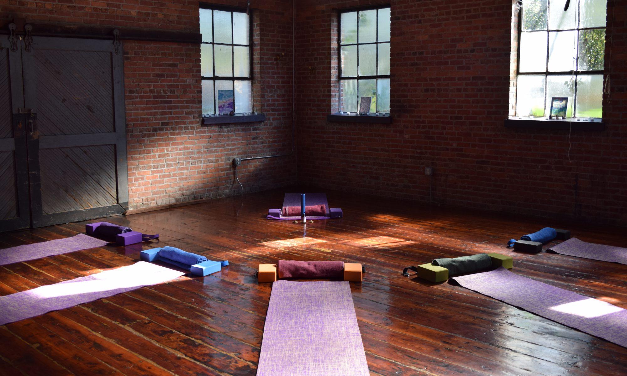 Gainesville Yoga Teacher Training by Urban Bliss Yoga