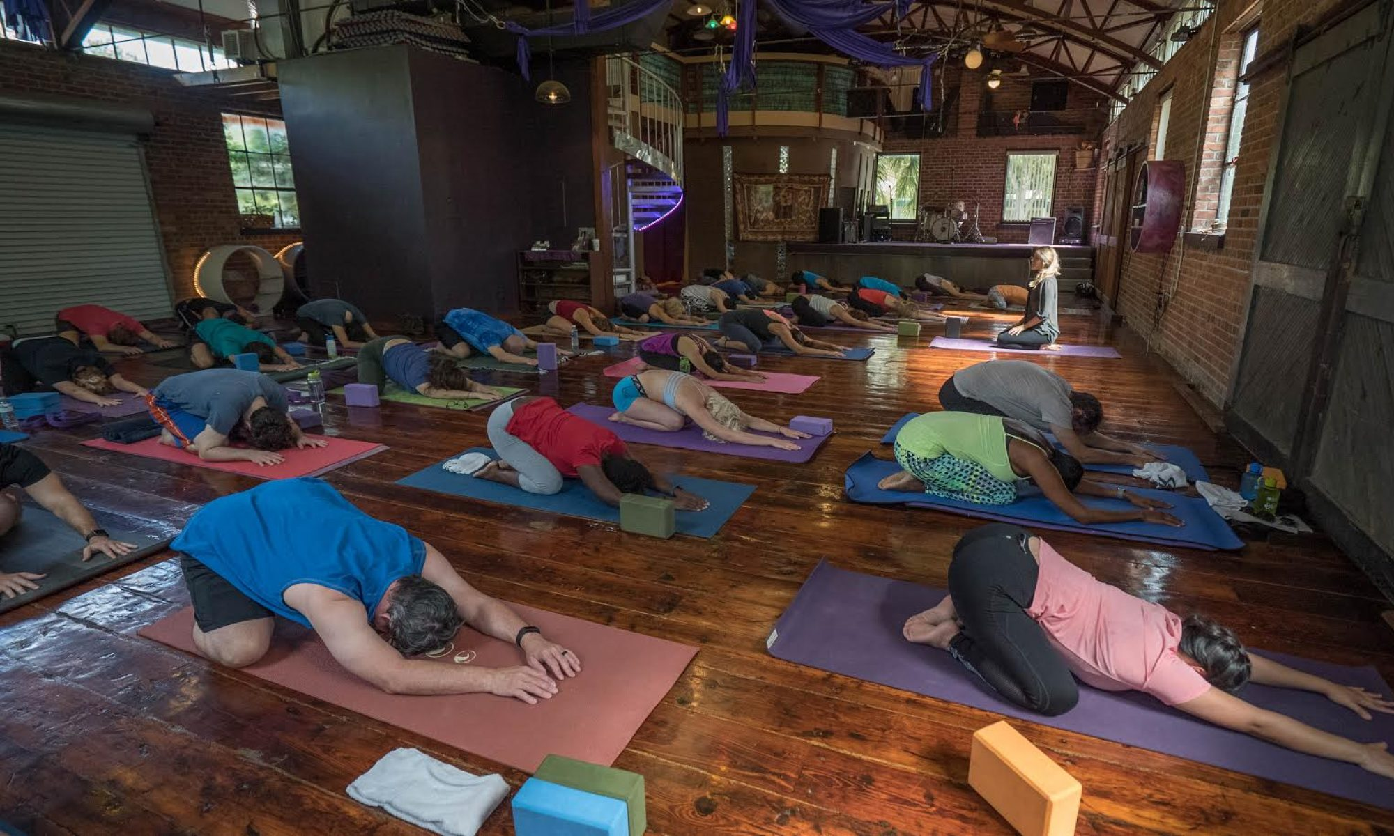Gainesville Yoga Teacher Training